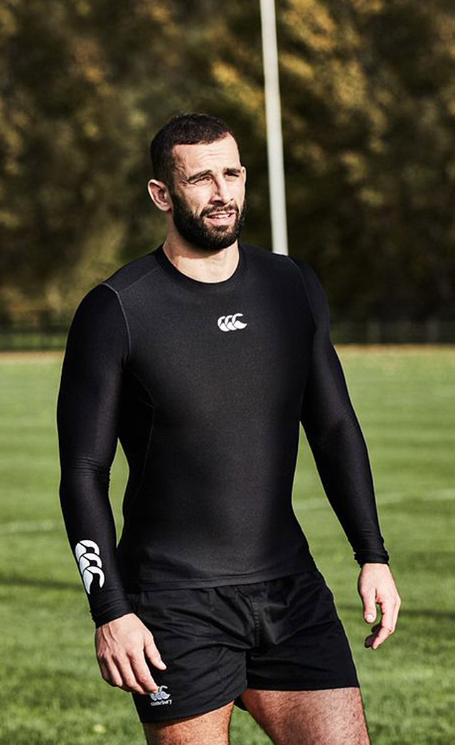 92de27c620c ... wear for rugby players features all of these properties and includes  our patented Thermoreg technology which prevents the body from over cooling  between ...
