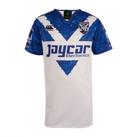 2016 Bulldogs Kids Training Jersey