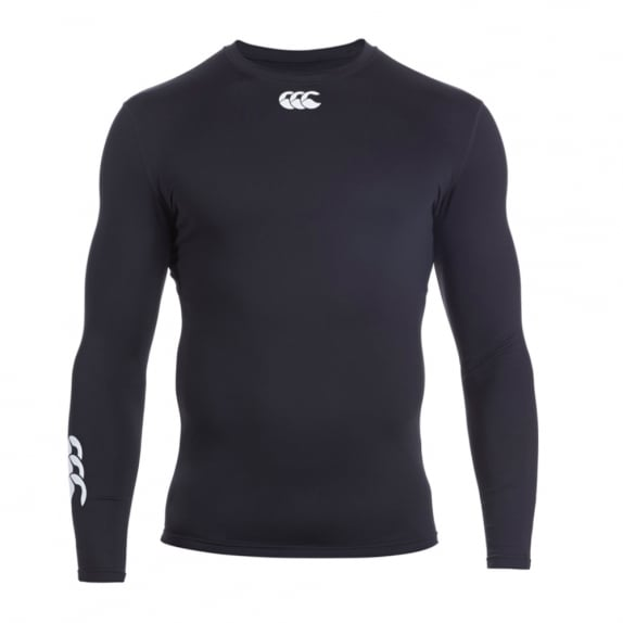 BASELAYER COLD L/S TOP BLACK