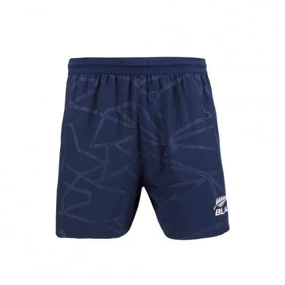 BLACKCAPS REPLICA TRAINING GYM SHORT 2017