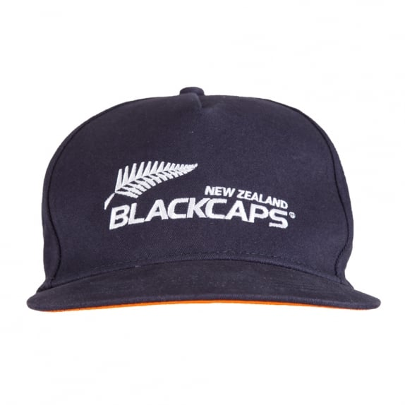 BLACKCAPS SNAP BACK PEAK CAP 2017