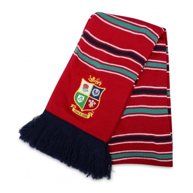 BRITISH & IRISH LIONS ACRYLIC SCARF