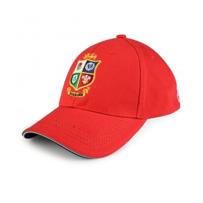 BRITISH & IRISH LIONS COTTON ADJUSTABLE CAP