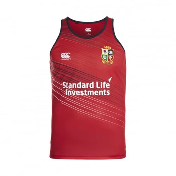 BRITISH & IRISH LIONS VAPODRI POLY SINGLET