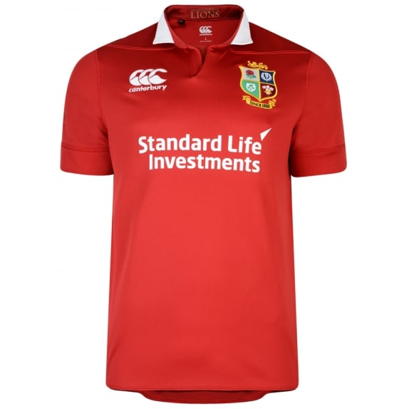 BRITISH & IRISH LIONS VAPOSHIELD PRO JERSEY