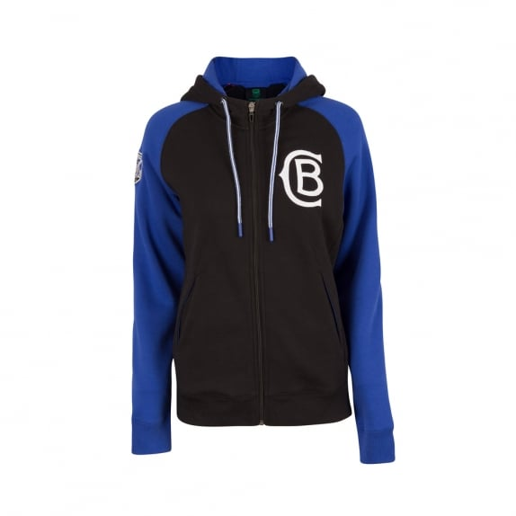 BULLDOGS 1935 ZIP THROUGH HOODY 2017 - WOMENS