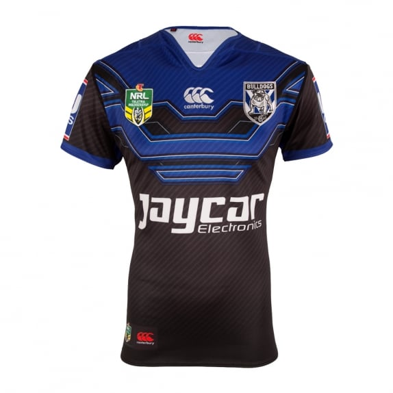 Bulldogs Alternate Jersey