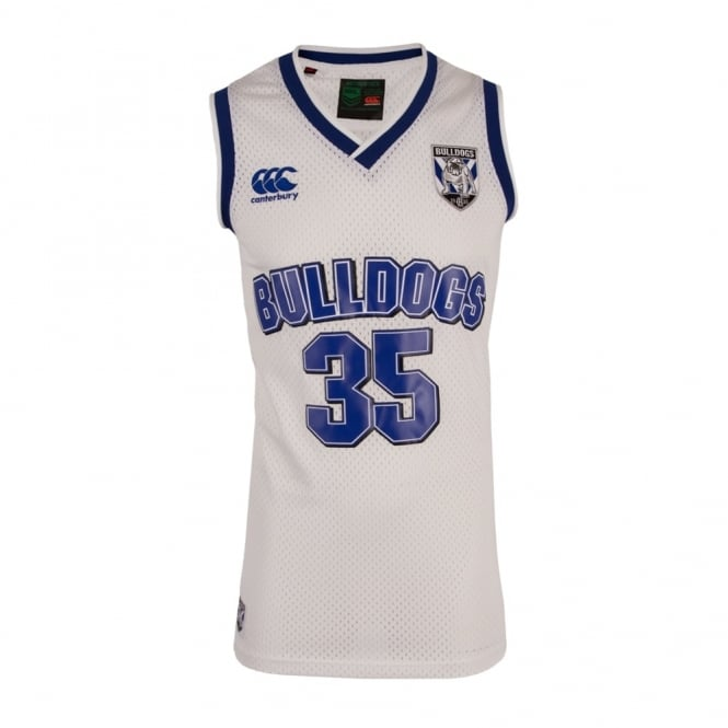 BULLDOGS BASKETBALL SINGLET