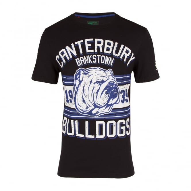BULLDOGS - FACE OF THE BULLDOGS TEE