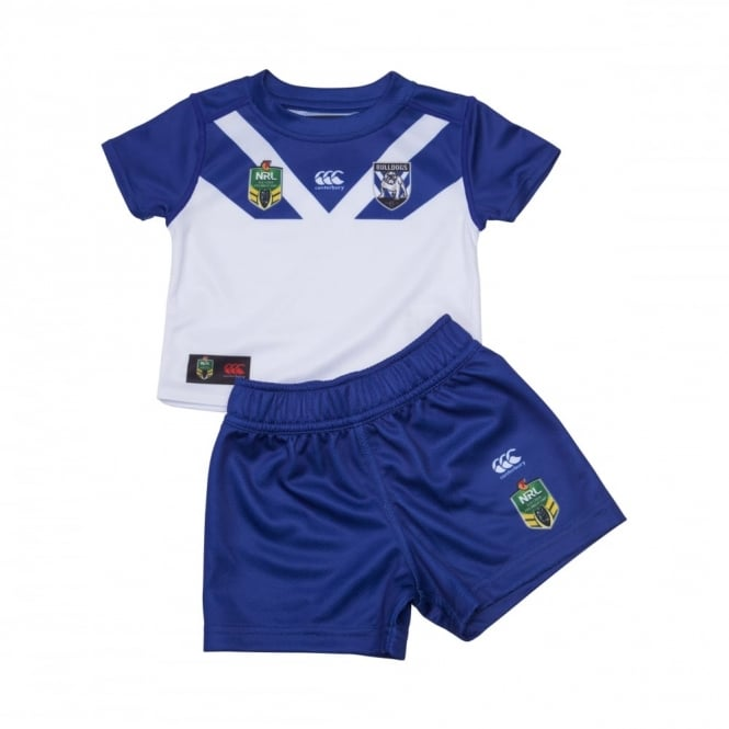 BULLDOGS HOME KIT 2017 - BABY SET