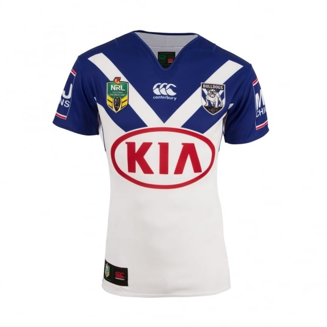 BULLDOGS LIMITED EDITION HOME JERSEY 2017