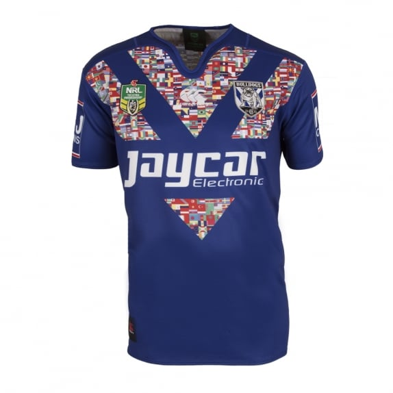 BULLDOGS MULTICULTURAL JERSEY