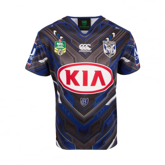 BULLDOGS REPLICA ALTERNATE JERSEY 2017 - BIG & TALL