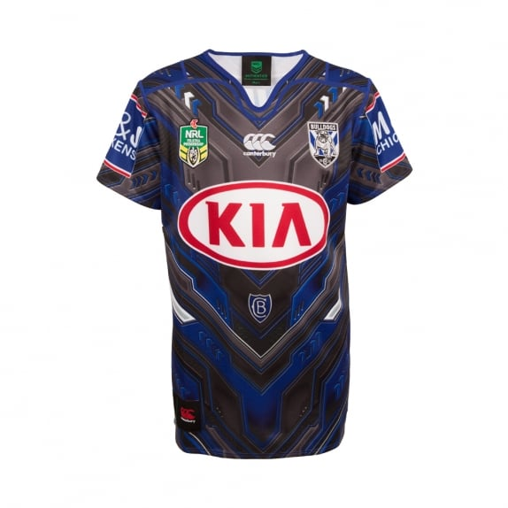 BULLDOGS REPLICA ALTERNATE JERSEY 2017 - JUNIORS