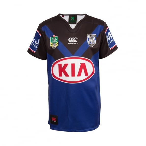 BULLDOGS REPLICA AWAY JERSEY 2017 - JUNIORS