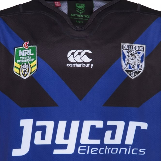 Bulldogs Replica Away Jersey - JUNIORS
