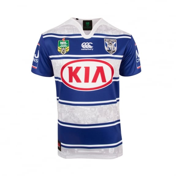 BULLDOGS REPLICA HERITAGE JERSEY 2017 - BIG & TALL