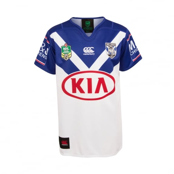 BULLDOGS REPLICA HOME JERSEY 2017 - JUNIORS