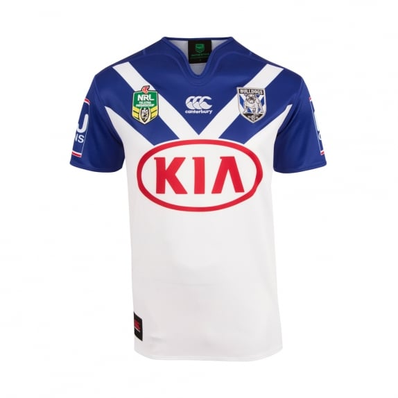 BULLDOGS REPLICA HOME JERSEY 2017