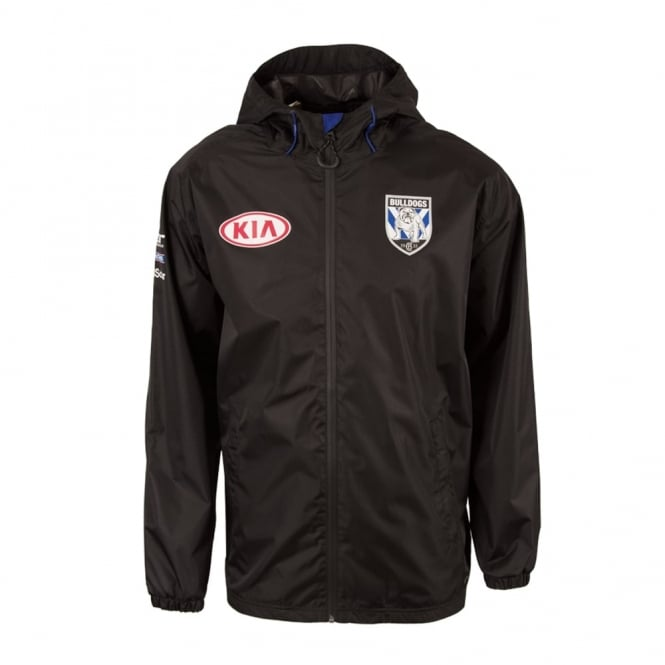 BULLDOGS REPLICA WET WEATHER JACKET 2017 - BIG & TALL