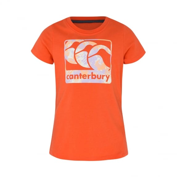 CCC GRAPHIC TEE (COTTON/POLY) - GIRLS