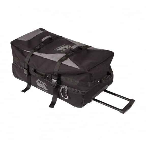 CCC TRAVEL WHEELIE BAG BLACK