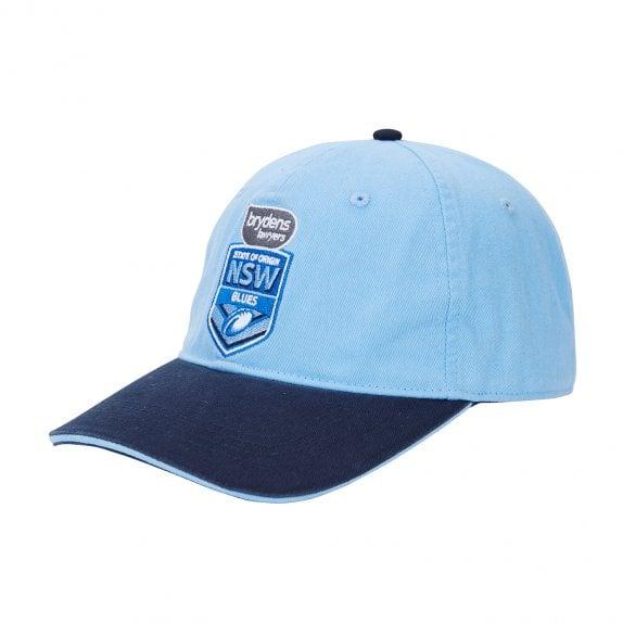 fce09024424 CLASSIC DRILL CAP 2019 New. NSW BLUES ...