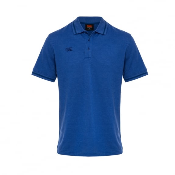 CLASSIC SOLID DYE POLO - BIG & TALL