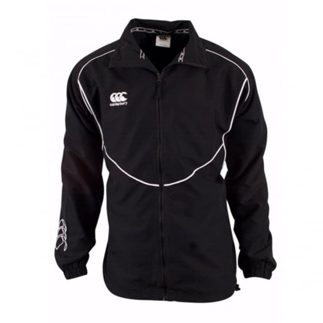CLUB TRACK JACKET BLACK