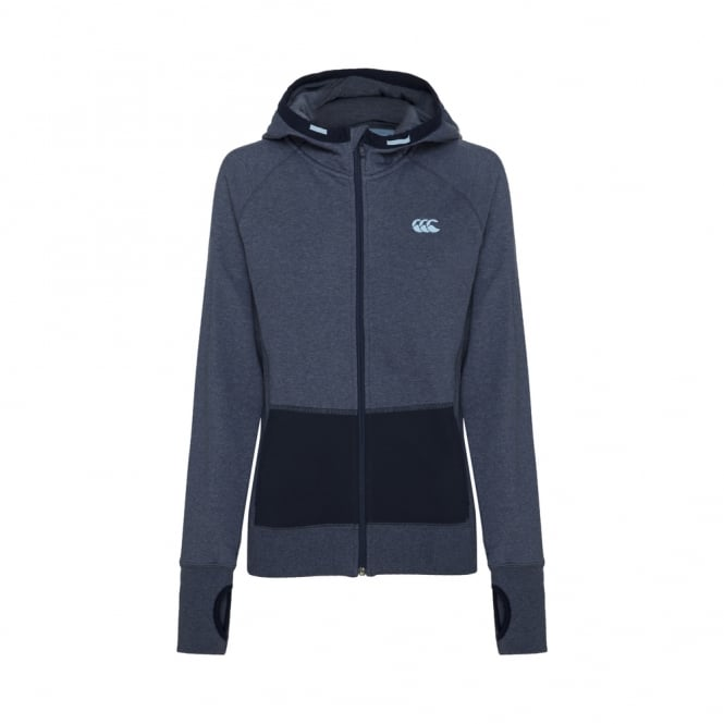 A classic wardrobe staple, this women's hoodie is warm and