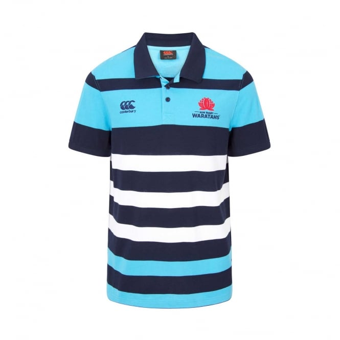 WARATAHS ENGINEERED YARN DYE POLO 2018