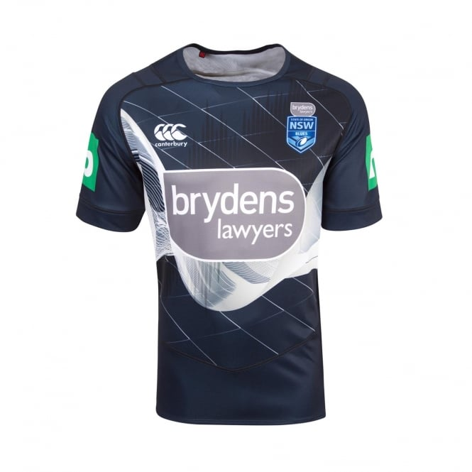 NSW BLUES EVO PRO TRAINING JERSEY 2018