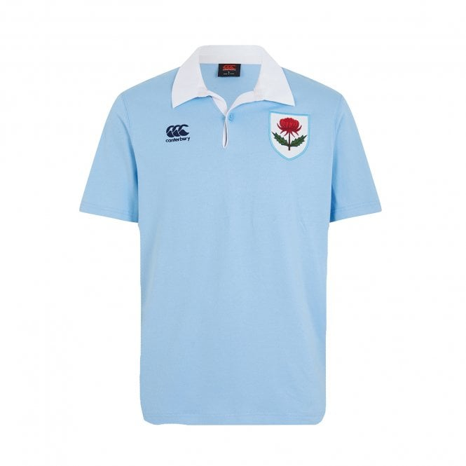 0ef49cf6e86 WARATAHS HERITAGE RUGBY JERSEY 2019 - Mens from Canterbury Australia