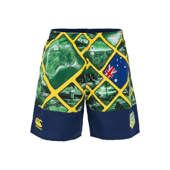 KANGAROOS BOARD SHORT 2017