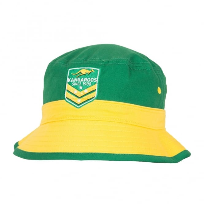 3a0081346fe KANGAROOS BUCKET HAT 2016 - Mens from Canterbury Australia