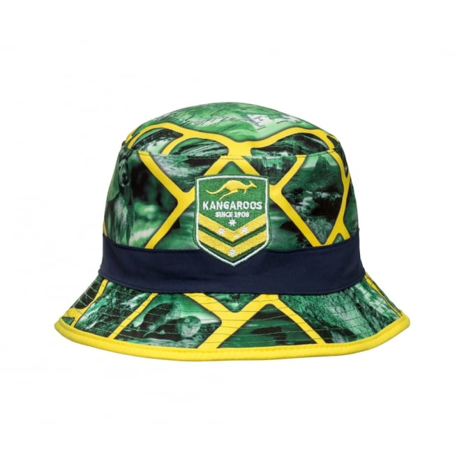 KANGAROOS BUCKET HAT - Mens from Canterbury Australia 07f813dafeb