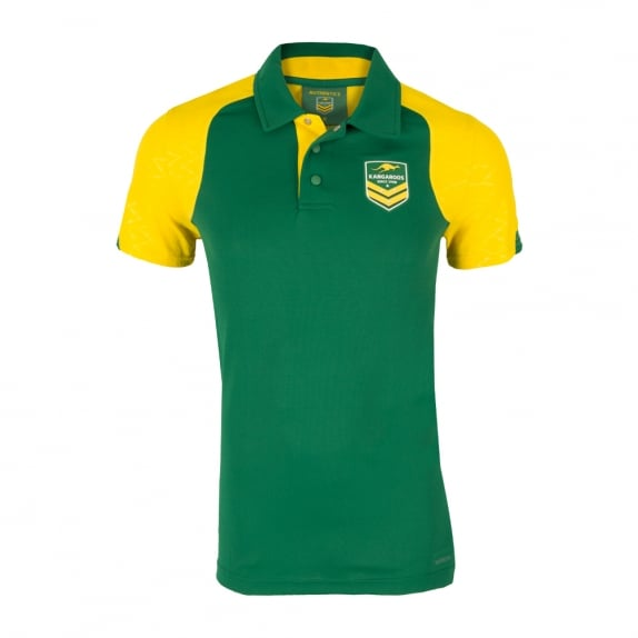 KANGAROOS GOLF POLO