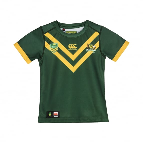 KANGAROOS REP PRO JSY INFANTS