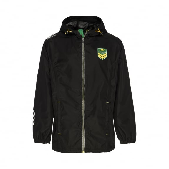 KANGAROOS REP WET WEATHER JACKET