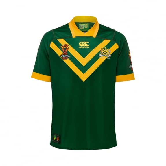 KANGAROOS REPLICA PRO JERSEY 2017 - BIG & TALL