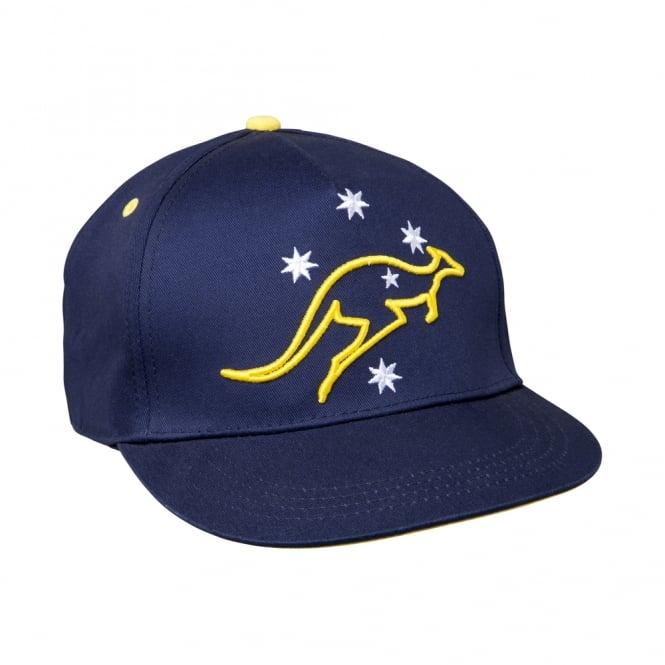 KANGAROOS SNAPBACK CAP - Mens from Canterbury Australia 259ff4d569b