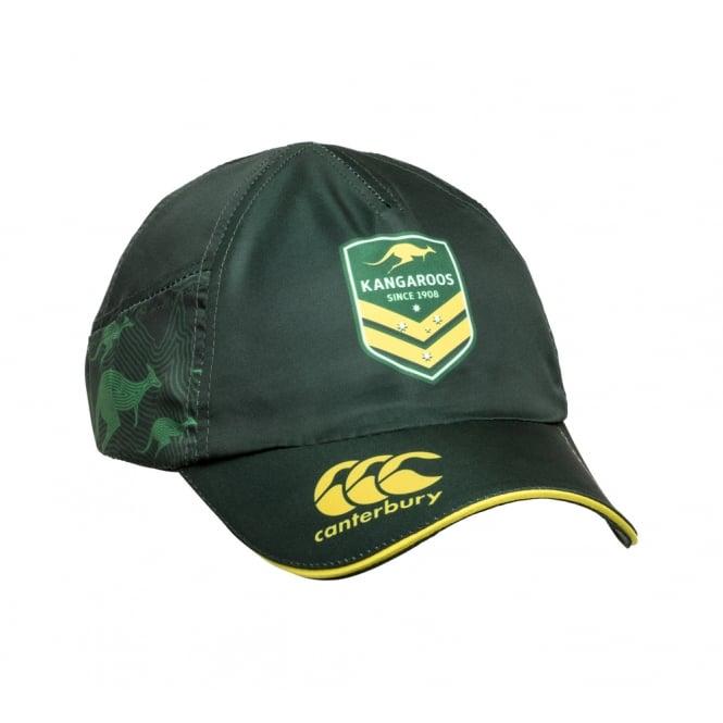 5fdf8d28d70 KANGAROOS TRAINING CAP - Mens from Canterbury Australia