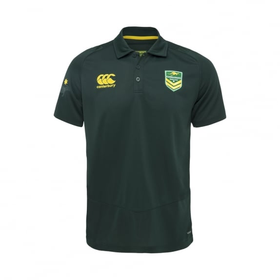 KANGAROOS TRAINING POLO 2017