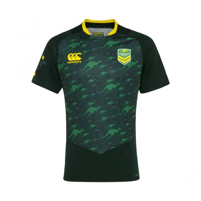 KANGAROOS TRAINING TEE 2017