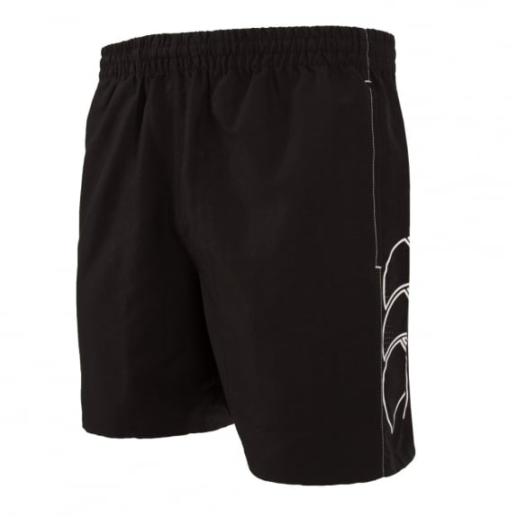 LASER SHORT BLACK/WHITE