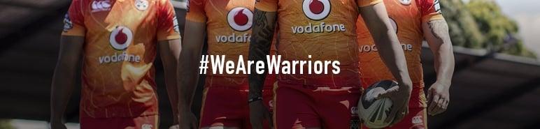 #WeAreWarriors
