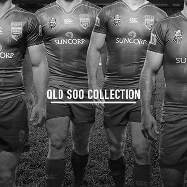 Queensland State of Origin - Get The Gear