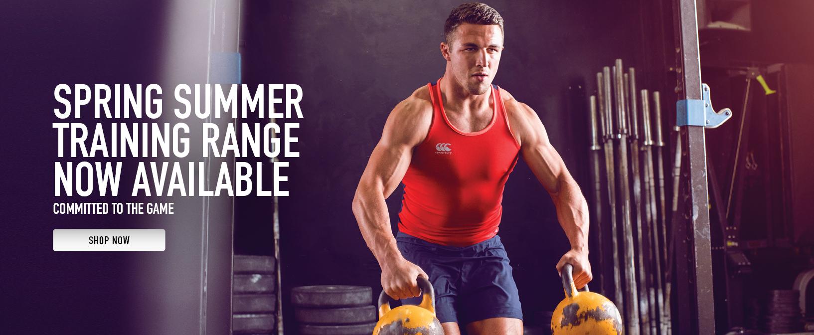 SS16 Training Range - Sam Burgess