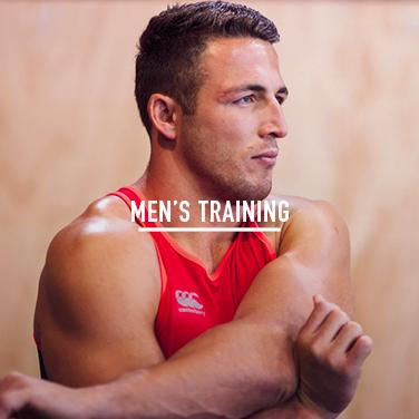 Men's 2016 Spring Summer Training Range