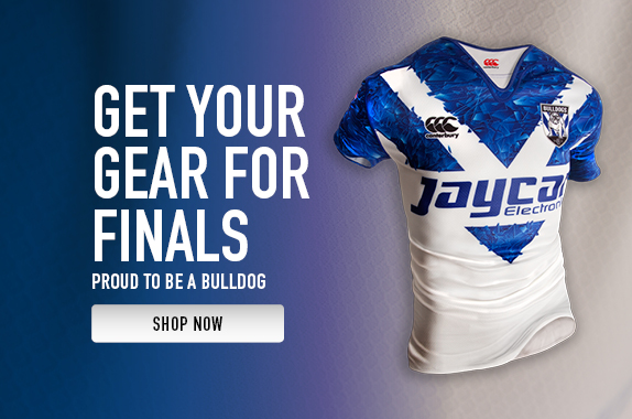 Bulldogs - Get Your Gear For Finals